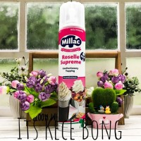 Millac Roselle Supreme Cream Whipping Aerosol 500gr AMOS