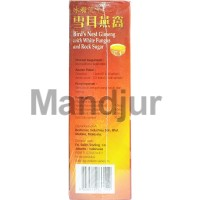 HIGH QUALITY Birds Nest Ginseng with White Fungus & Rock Sugar - AEBO