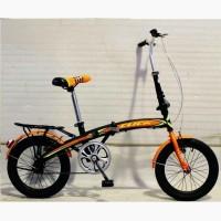 PREMIUM Sepeda Lipat Genio Click FB Remaja-Dewasa 16 Inci Hi-Ten ASJE