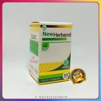 New Herbamil 50 Kapsul Kesehatan Otak