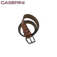 Caserini Men's Pin Buckle Belt - Ikat Pinggang Pria CS212061-11 120 cm