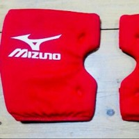 mizuno softball knee pads