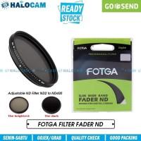 ND Filter FOTGA 72mm SLIM Fader Variable ND2 to ND400