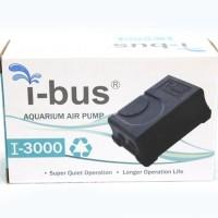 I-BUS 3000 Aquarium Air Pump