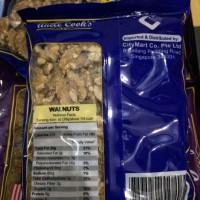 Murah Walnut - Uncle Cooks California 250 Gram Bergaransi