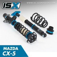 ISX COILOVERS - MAZDA CX-5 (TYPE 1)