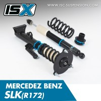 ISX COILOVERS - MERCEDES BENZ SLK R172 (Type 1)