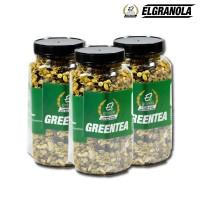 El Granola Green Tea 300 Gr