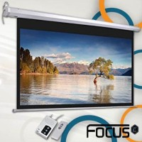 Focus Wall Screen Motorized 84 inch