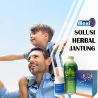 100% ORIGINAL Obat Penyakit Jantung & Vertigo & Jaringan Saraf