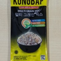 Kongbap Multi Grain Mix Chiaseed & Quinoa Sachet 25 Gram