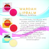 Wardah Lip Balm Orange 6.5gr