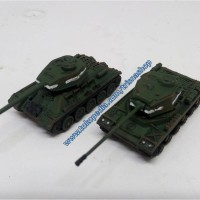 1/144 Tank T-34-85 & IS-2 [airbrushed]