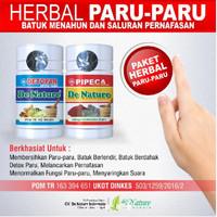 OBAT PARU-PARU TBC SESAK NAFAS HERBAL DE NATURE