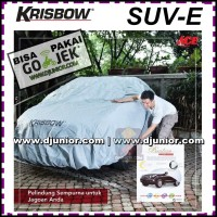 KRISBOW - PRESTIGE SUNCOVER SUV-E GRY / SUN COVER SUV E / SARUNG MOBIL