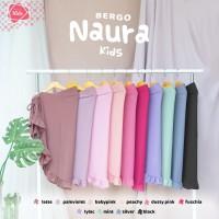Naura Bergo Kids by Amily Size S,M
