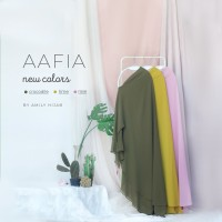 Aafia Khimar New Color by Amily