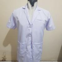 Harga jas lab labroratorium dokter muda | antitipu.com