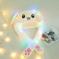 Topi kelinci Lampu LED