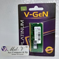 V-GEN SODIMM DDR4 8GB PC 17000 2133 MHz RAM LAPTOP VGEN PLATINUM