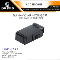 DJI MAVIC AIR INTELLIGENT FLIGHT BATTERY ORIGINAL - BATERAI DRONE
