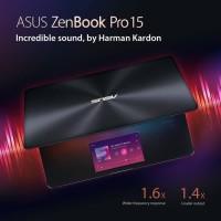 "ASUS ZENBOOK PRO UX580GD # I7-8750H 16GB SSD1TB LAYAR""4K"