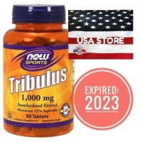 NOW SPORTS TRIBULUS 1000 MG 90 TABLETS FOR FITNESS 1000MG extract