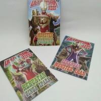 Buku Komik Ultraman Size Medium