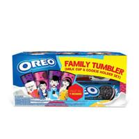 Oreo set family tumbler