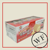 London Swiss Roll Cheese isi 24pcs