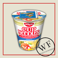 Nissin Cup Noodles Seafood Gurih Pedas