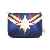 [Tokopedia  Captain Marvel] Pouch Captain Marvel - Design 1