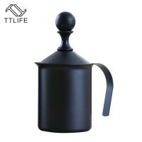 TTLIFE 400 ML/800 ML Susu Foamer Susu Creamer Berkualitas Tinggi