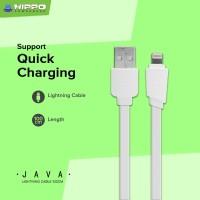 Hippo Java Lightning Kabel Data & Charger iPhone iPad 100cm