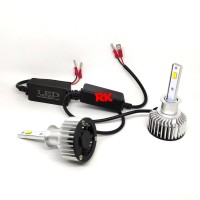 LED H1 TRIPLE COLOR WARRANTY | H1 LED TIGA WARNA GARANSI | LAMPU H1
