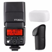 Godox TT350 For Fuji TTL Mini Strobist Flash Studio TT 350 Studio