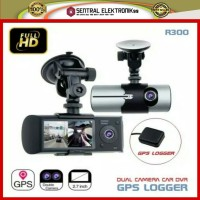 Harga cctv mobil kamera depan belakang gps track recorder dash | antitipu.com
