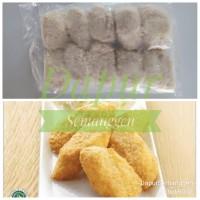 Shrimp roll/nugget udang
