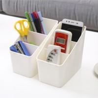 Kotak Penyimpanan Alat Tulis Organizer Storage Box Serbaguna - HTP074