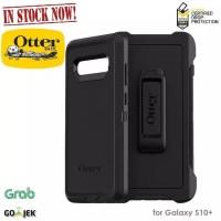 OtterBox Galaxy S10 Case Defender Series - Black
