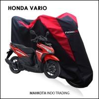 Sarung Motor Honda VARIO / Cover Motor Honda VARIO Waterproof FUSION R