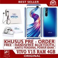 VIVO V15 4GB/64GB GARANSI RESMI VIVO INDONESIA 1 TAHUN ORIGINAL 100%