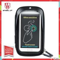 Harga holder handphone sepeda anti air 6 inch aga | Pembandingharga.com