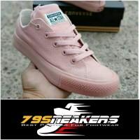 Converse All Star Peach Salomon Premium Original / Sepatu Sneakers