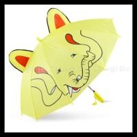 New Payung Kuping Jumbo Anak Karakter Laki Laki Perempuan Mainan Kado