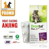 Drontal Plus Dog Obat Cacing Untuk Anjing