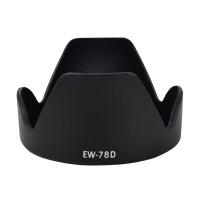 Lens Hood EW-78D Untuk Canon 18-200mm 28-200mm F3.5-5.6 Usm