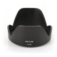Lens Hood Nikon HB-N106 Untuk Lensa AF-P 18-55mm D3300 D5300 D3400