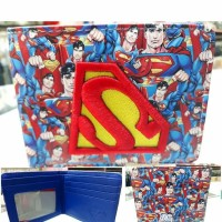 Dompet Anak Superman rame (A-378)