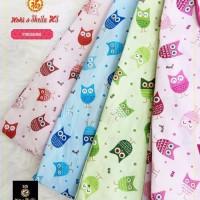 promo GROSIR 3 Baju Tidur Wanita CP Katun Jepang Hoki Sheila Gold Dew